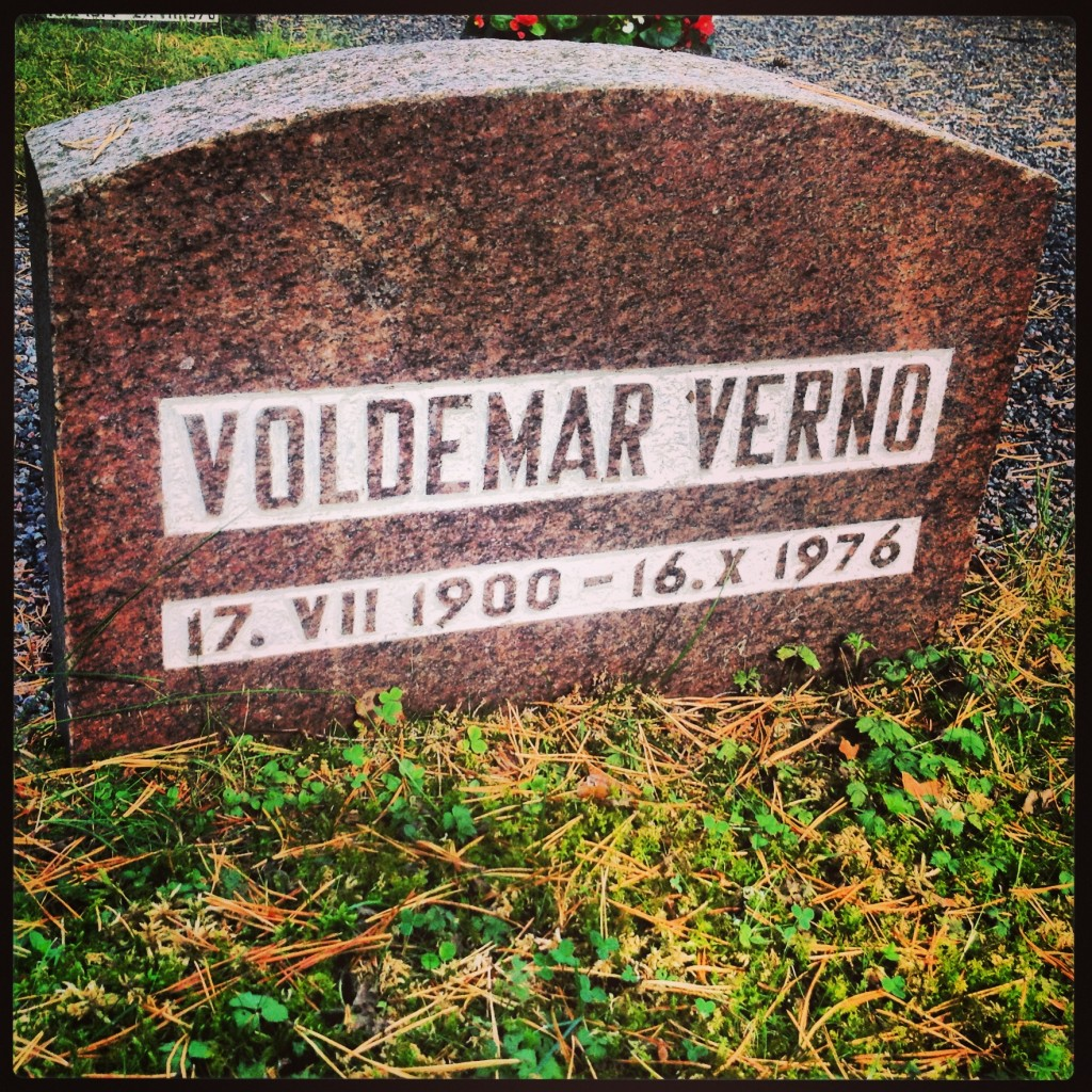 Voldemar_Verno_headstone