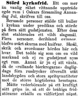 Klippet kommer från Kalmar 18960103