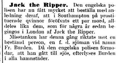 Klippet kommer från Kalmar