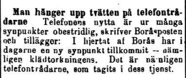 Klippet kommer från Norra Skåne 18970702