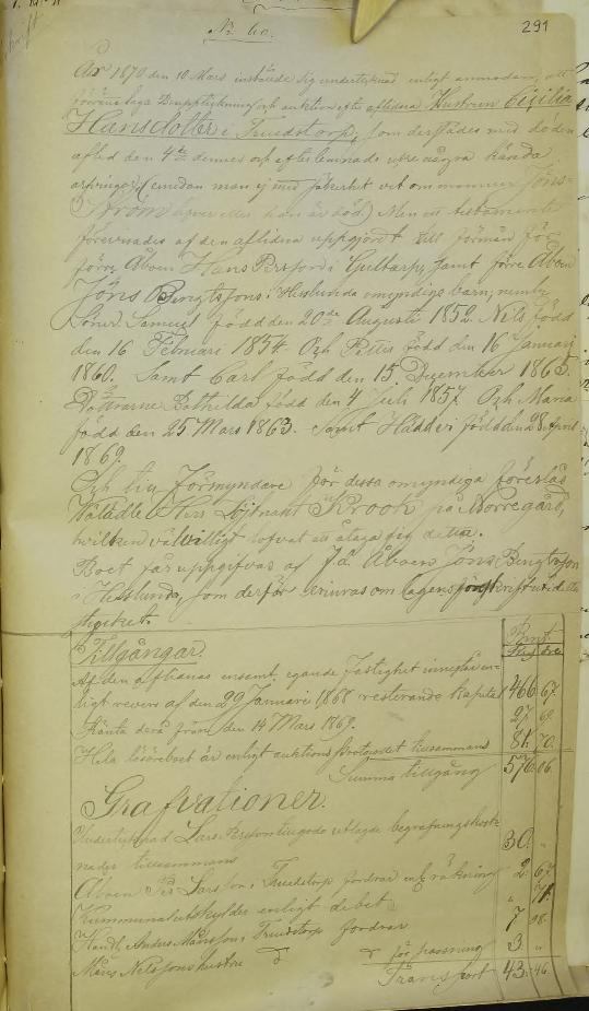 Arkiv Digital: Luggude häradsrätt FIIa:125 sid 291