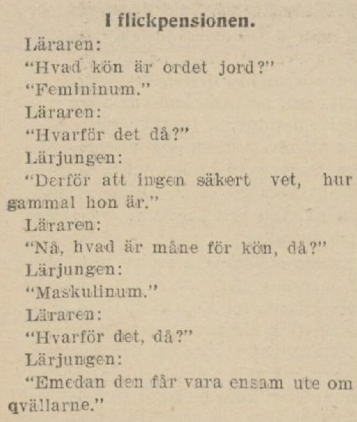 Klippet kommer från Svenska Amerikanaren 18970209